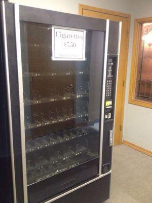 Cranes Vending Machine for Sale in Caledonia, MI