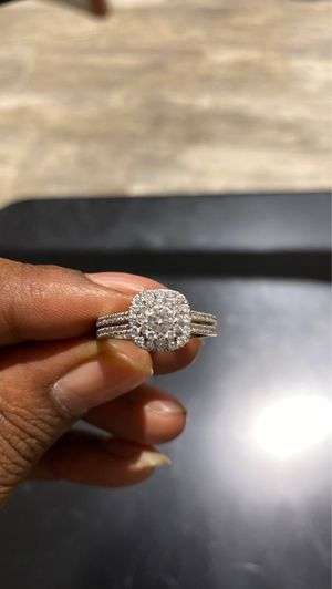 "White gold Wedding ring ""From Jared"" for Sale in Pittsburgh, PA"
