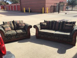 SOFA / LOVE SEAT for Sale in Garland, TX