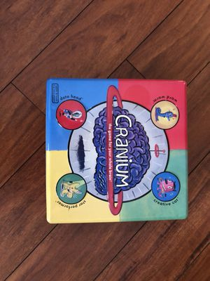 Cranium board game for Sale in Pittsburgh, PA