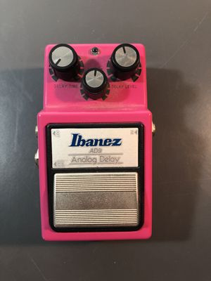 Ibanez AD-9 Analog Delay c 1980 for Sale for sale  San Diego, CA