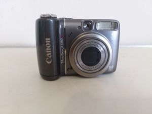 Canon PowerShot A590 Digital Camera 8.0 MegaPixels for Sale in Adelphi, MD