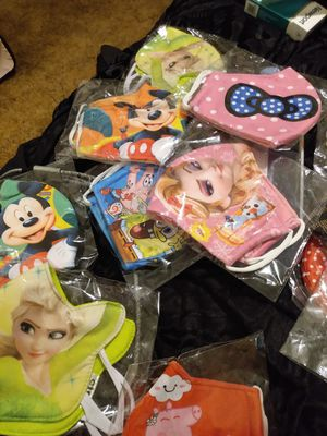 Kids and adults face mask for Sale in Columbia, SC