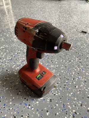 Battery impact drill with charger for Sale in Houston, TX