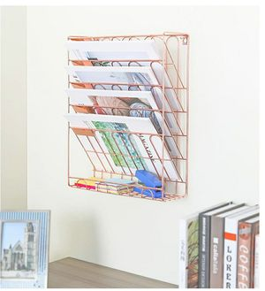 Superbpag Wall Mounted File Organizer for Sale in Las Vegas, NV
