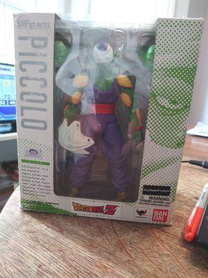Piccolo shfiguats dragon ball z in box 40.00 for Sale in Windsor, CT