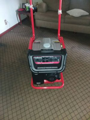 Brand new never been used still got box and all powersmart 5500w portable generator for Sale in Columbus, OH