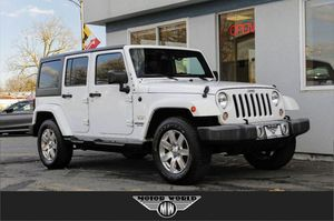 2015 Jeep Wrangler Unlimited for Sale in Frederick, MD