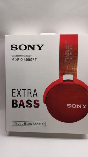 Sony wireless headphones for Sale in Hyattsville, MD