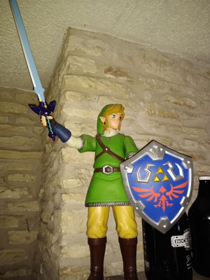 Link action figure. for Sale in Austin, TX