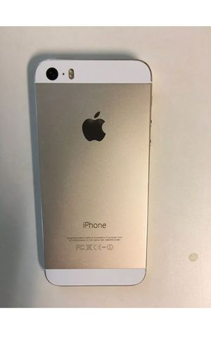 Unlocked iPhone 5S 16GB Telcel Tigo T-Mobile Metro Cricket AT&T Verizon Sprint for Sale in Pomona, CA
