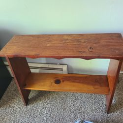 Small shelf / nightstand for Sale in Dundee,  MI