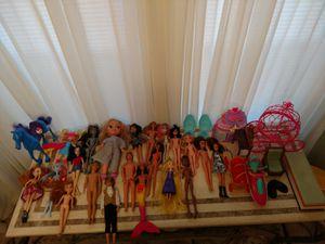 Barbie, Monster High, EverAfter, American Girl for Sale in Carrollton, VA