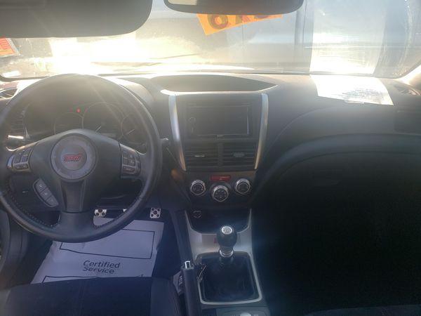 Subaru WRX Impreza STI