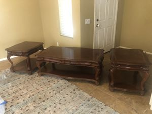 Coffee Table and End Tables for Sale in Oceanside, CA