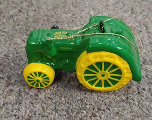 John Deere Tractor Ornament for Sale in Burlington, NC