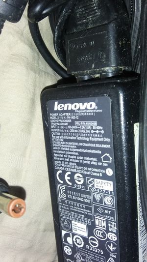 Guinuean Lenovo laptop charger for Sale in Oklahoma City, OK