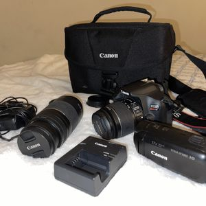 Canon Cameras (EOS & Camcorder) for Sale in Knightsen, CA