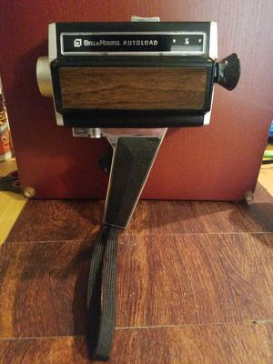 Vintage movie video camera for Sale in Derry, NH