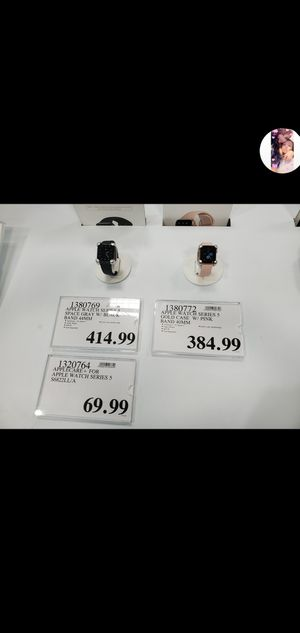 Apple watch 5 for Sale in Los Angeles, CA
