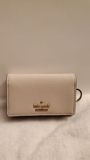 Kate Spade small wallet with keychain for Sale in Portland, OR