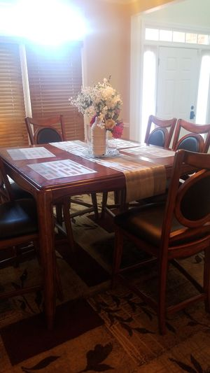Dining Room Set - Six Chairs for Sale in Lawrenceville, GA