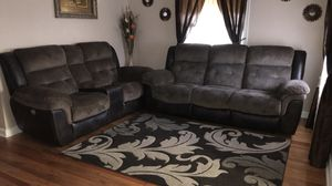 Reclining sofa and loveseat for Sale in Dearborn, MI