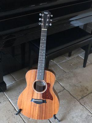 GS Mini Taylor Guitar Mahogany for Sale in Santa Ana, CA