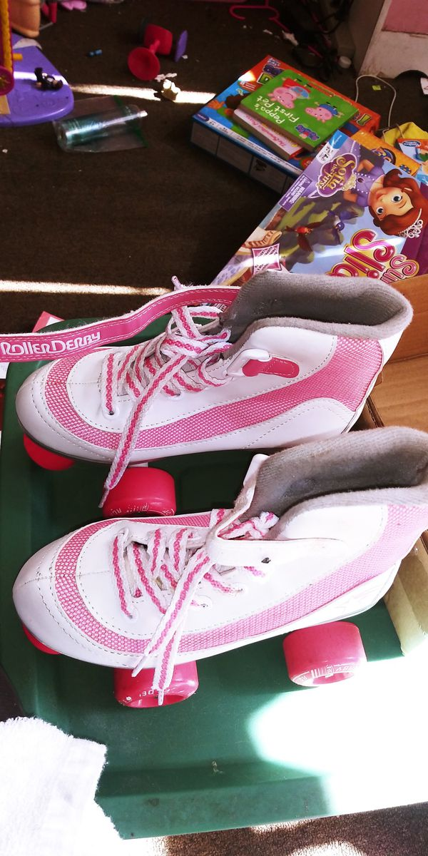 Girls youth skates size 3