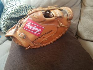 RARE VINTAGE RAWLINGS PRO-SBCM RHT 35IN GLOVE for Sale in Victorville, CA