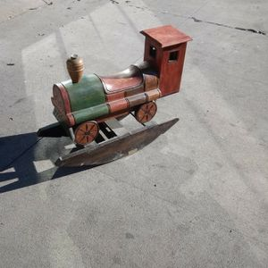 Vintage Rocking Train $60 for Sale in Long Beach, CA