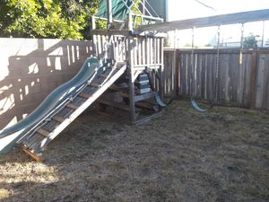 Rainbow Play System Swing Set for Sale in Los Angeles, CA