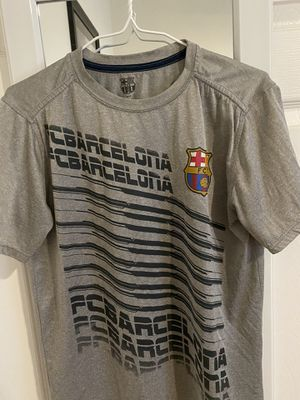 Barcelona tee youth medium for Sale in Oviedo, FL