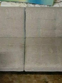 Futon Couch/bed Brown Grey for Sale in Tulare,  CA
