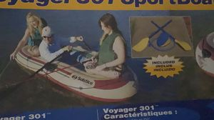 Three people inflatable boat for Sale in Aurora, CO