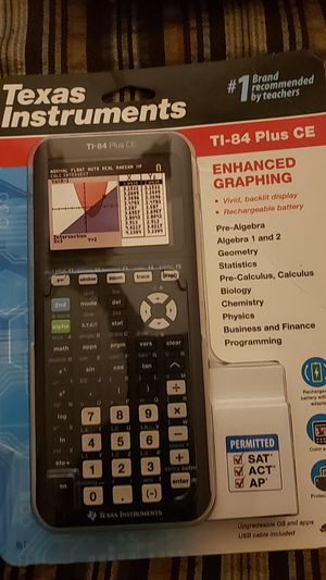 Texas Instruments Scientific Calculator for Sale in East Point, GA