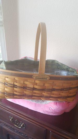 Longaberger hospitality basket 1998 for Sale in Aurora, CO