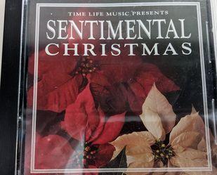 """Sentimental Christmas"" music CD for Sale in Berlin,  CT"