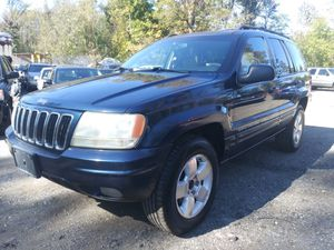 2001 Jeep Grand Cherokee Limited 180k miles for Sale in Bowie, MD
