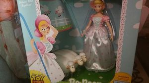 Toy Story 4 Bo Beep and Sheep Deluxe Film Doll Signature Collection for Sale in Santa Clara, CA