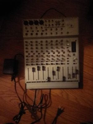 Behringer eurorack mx1604a for Sale in Seattle, WA