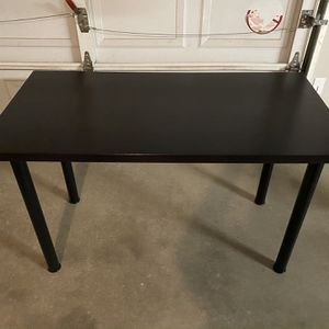 Ikea Desk with Multi Purpose (47 1/4 L x23 5/8 D- 19 H)inches for Sale in Peoria, AZ