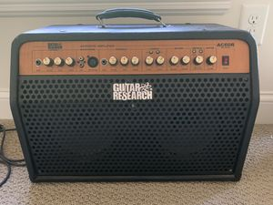 Acoustic guitar amp for Sale in Nashville, TN