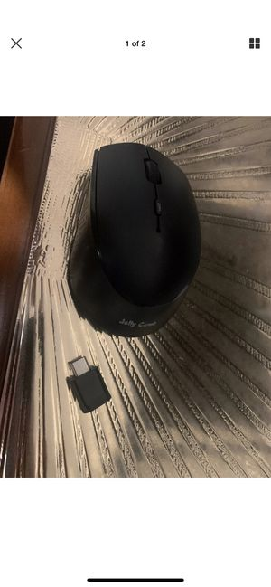 Type C Wireless Mouse, Jelly Comb 2.4GHz Rechargeable USB C Wireless Mouse for Sale in Woodbridge, CT