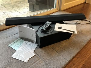 Sony HT-CT370 Sound Bar for Sale in Ashburn, VA