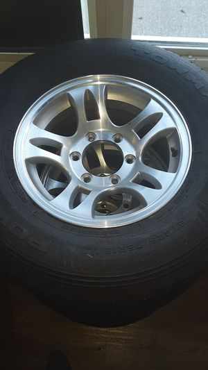 Camper/trailer tires and rims for Sale in Morrow, OH