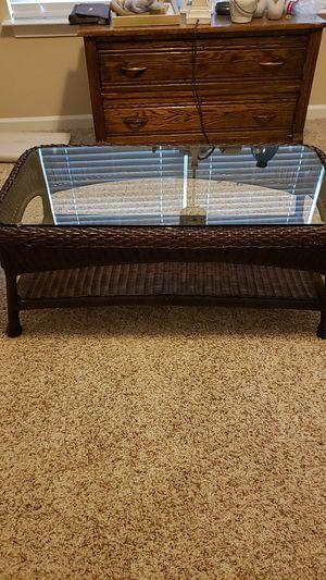 Indoor / Outdoor Coffee Table for Sale in Elon, NC