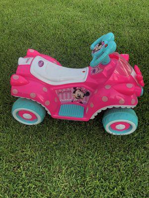 Minnie power wheels for Sale in Houston, TX