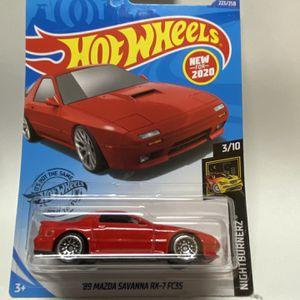 89 Mazda RX7 Hotwheels for Sale in Las Vegas, NV