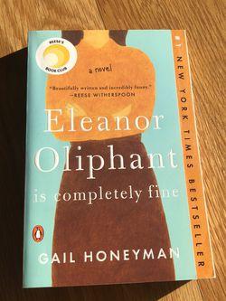 Eleanor Oliphant Is Completely Fine for Sale in Seattle,  WA